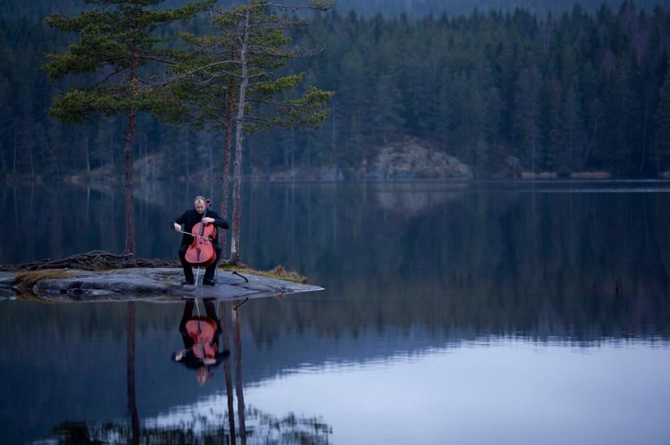Anbefalt: Cellosuiter av Bach på Trollvann 16.november